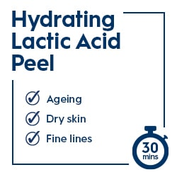 Hydrating Lactic Acid Facial Peel