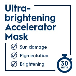 Ultra-Brightening Accelerator Mask