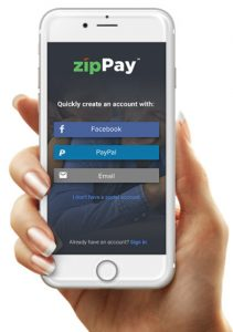 zip pay buy now pay later